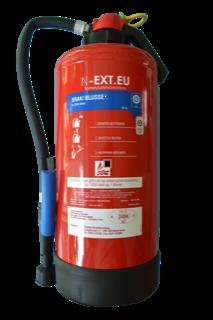 N-EXT E-bike accu brandblusser, 9 ltr.
