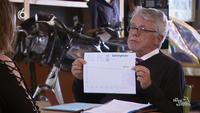Batterytester in het SBS6 programma Mr Visser rijdt visite