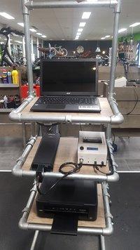 Mooie presentatie e-bike accu testen