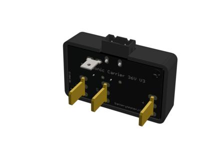 Gazelle Panasonic SMART Adapter